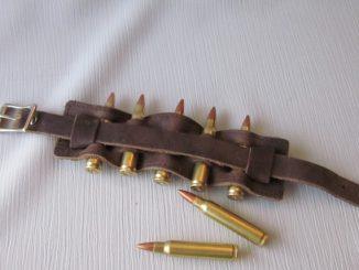 Real Bullet Bracelet