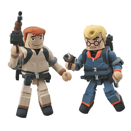 Real Ghostbusters Minimates3