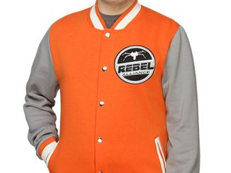 Rebel Alliance Varsity Jacket