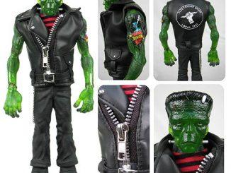 Rebel Frankenstein 9-Inch Action Figure
