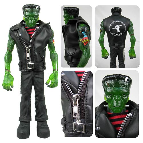 Rebel Frankenstein 9-Inch Action Figure