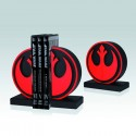 Rebel Seal Bookends