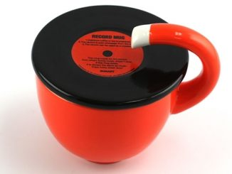 Record Player Mug
