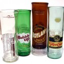 Recycled Soda Bottle Drinking Glasses