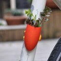 Red Bike Planter