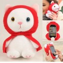 Red Cloak Cat Toy Case for iPhone 4 and iPhone 4S