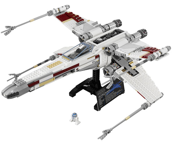 Red Five X Wing Starfighter