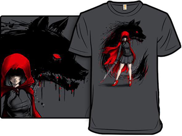 Red Revenge T-Shirt