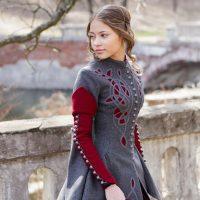 Red Riding Hood Coat Costume