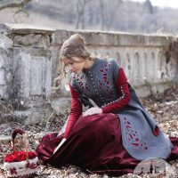 Red Riding Hood Costume Coat