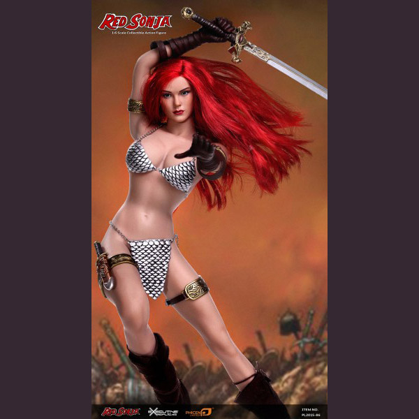 Red Sonja 16 Scale Action Figure