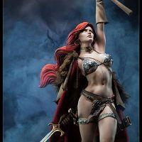 Red Sonja Figure