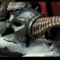 Red Sonja Premium Format Figure Battle Helmet