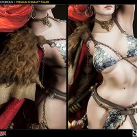 Red Sonja Premium Format Figure Torso