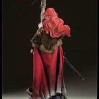 Red Sonja Premium Format Figure with Cloak