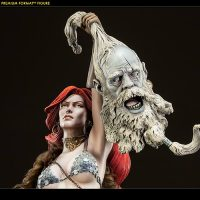 Red Sonja Premium Format Figure with Head