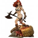 Red Sonja She-Devil with a Sword Figure