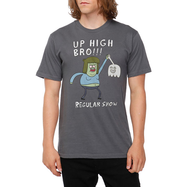 Regular Show Up High Bro!!! T-Shirt
