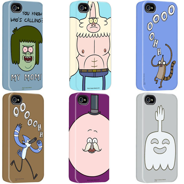 Regular Show iPhone Case