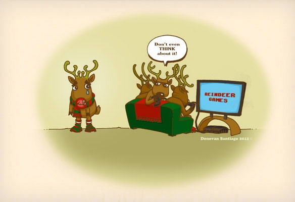 Reindeer-Games-T-Shirt