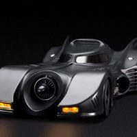Remote-Control 1989 Tim Burton Batmobile