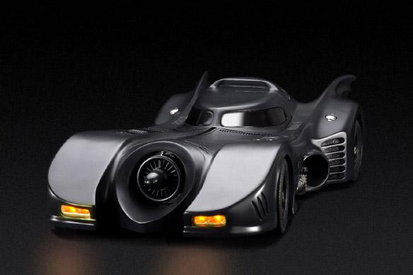 Remote-Control 1989 Tim Burton Batmobile