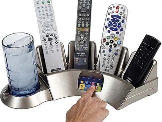 Remote Control and Drink Holder