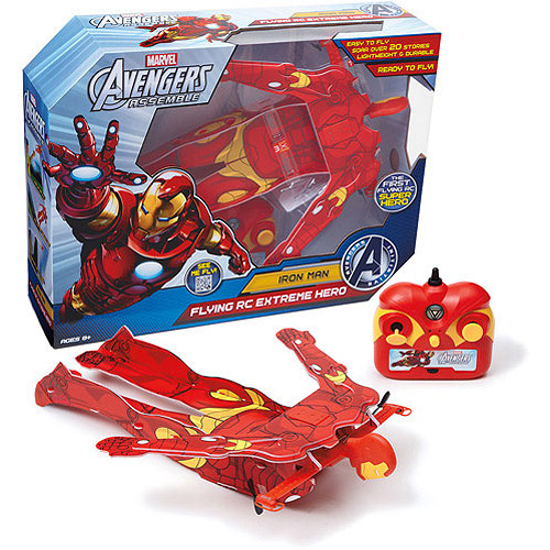Remote Controlled Extreme Hero Iron Man