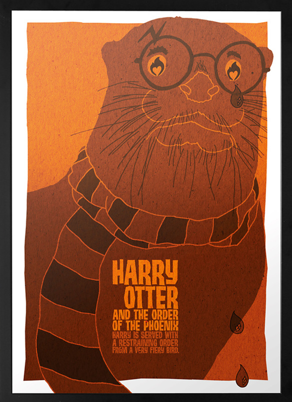 Removie Movie Posters Harry Otter