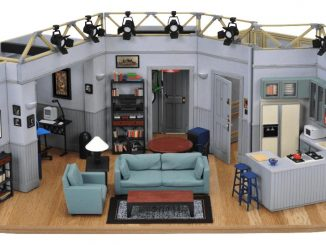Replica Seinfeld Set