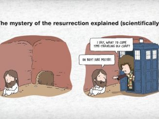 Resurrection Explained - Doctor Who T-Shirt