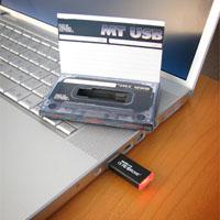 Reto Mixtape Memory Stick