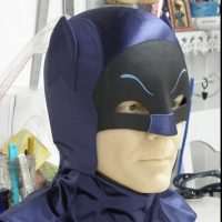 Retro 1966 Batman Cowl