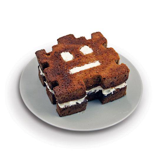 Retro Arcade Cake