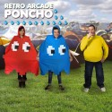 Retro Arcade Ponchos