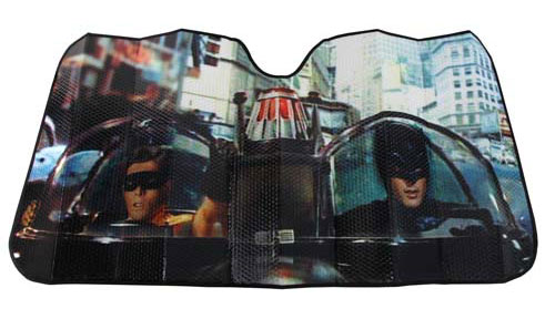 Retro Batman Sunshade