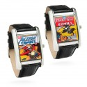 Retro DC Comic Book Watches
