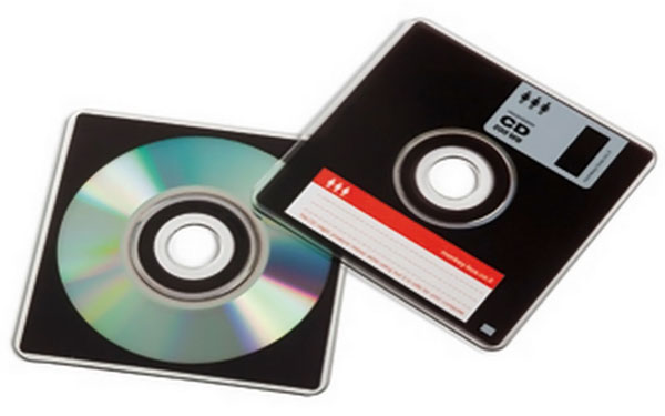 Retro Floppy Disk CDR