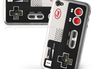 Retro Game Controller iPhone 4G Cover