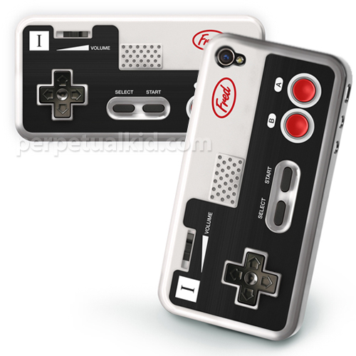 Retro Game Controller iPhone 4 Cover