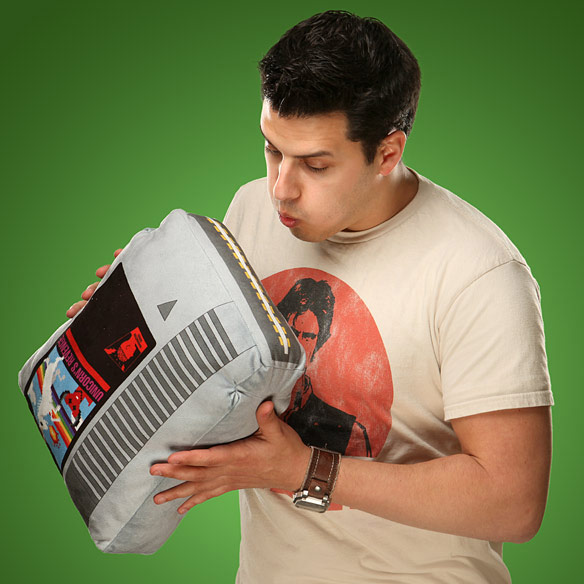 Retro NES Pillow