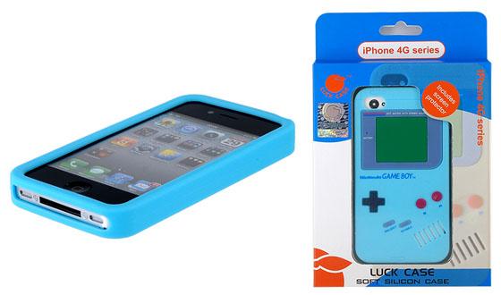 Retro Nintendo Game Boy iPhone 4 Protector Case
