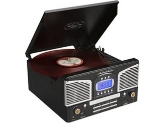 Retro iPod Jukebox Turntable