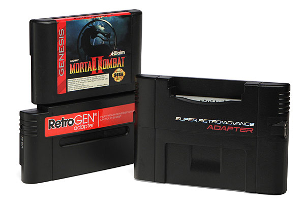 RetroSNES Cartridge Adapters
