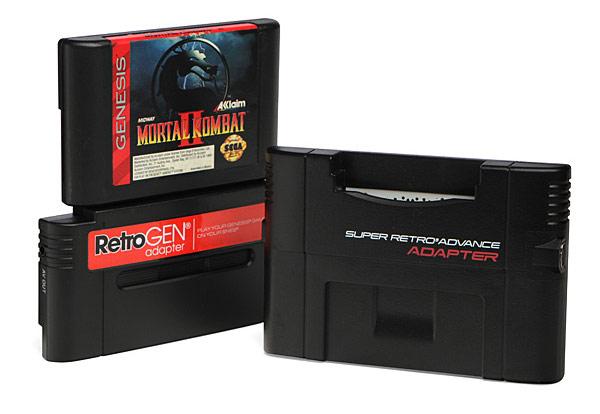 RetroSNES Cartridge Adapters