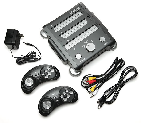 Retron Video Game System