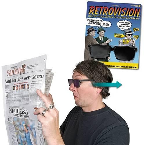 Retrovision Glasses