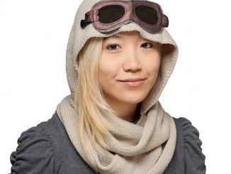 Rey Hooded Scarf
