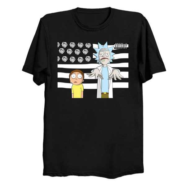 Rick and Morty So Schwifty, So Clean Tee