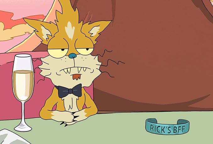 Rick and Morty Squanchy Ricks BFF Bracelet